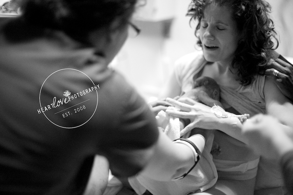 35 weeks | baltimore birth photography