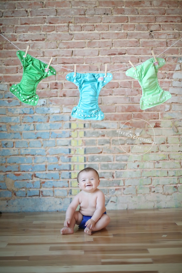 the great cloth diaper change 2015 | greenberries baltimore
