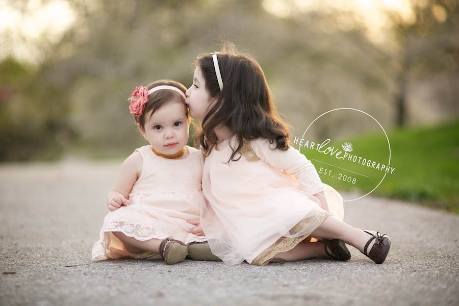 spring blossom family portraits | baltimore photographer