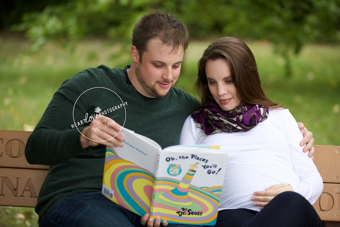 Annapolis Maternity Photography by Jillian Mills