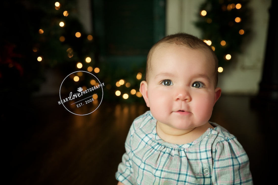christmas mini sessions 2015 | baltimore baby photographer