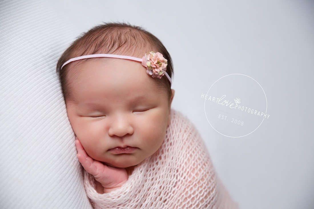 parisian-inspired newborn portraits | annapolis newborn photography studio