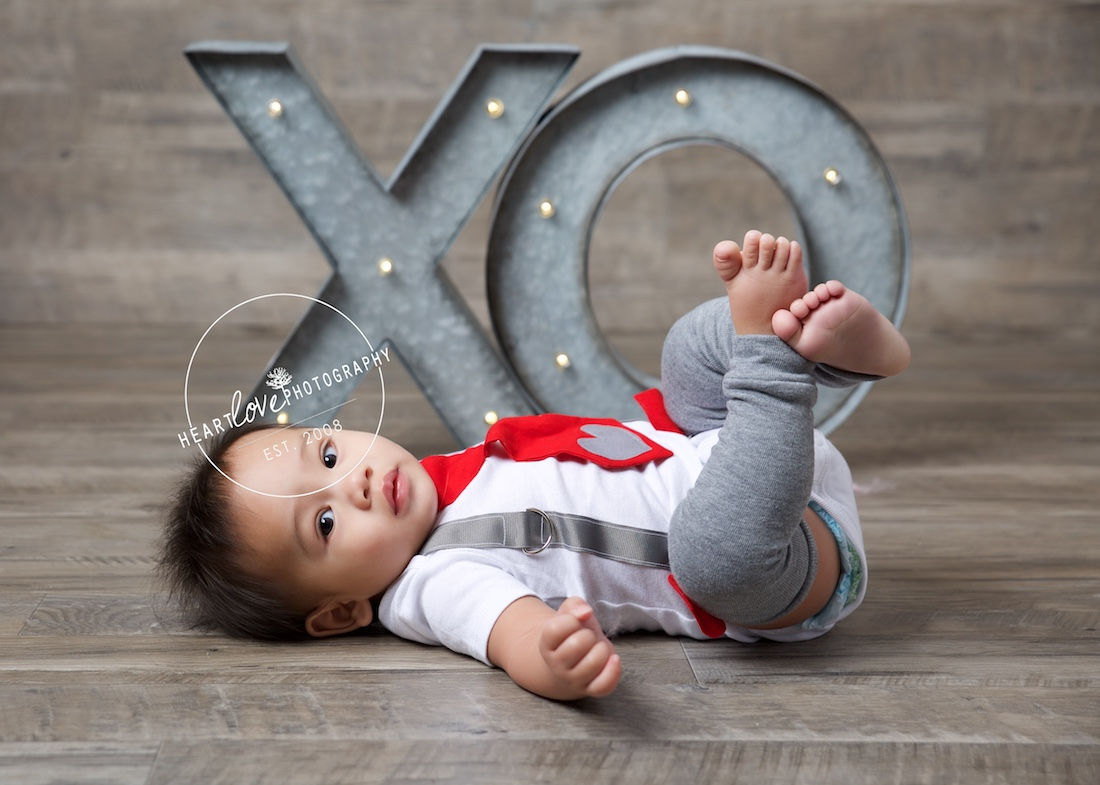valentine's mini session results 2016 | annapolis baby photographer