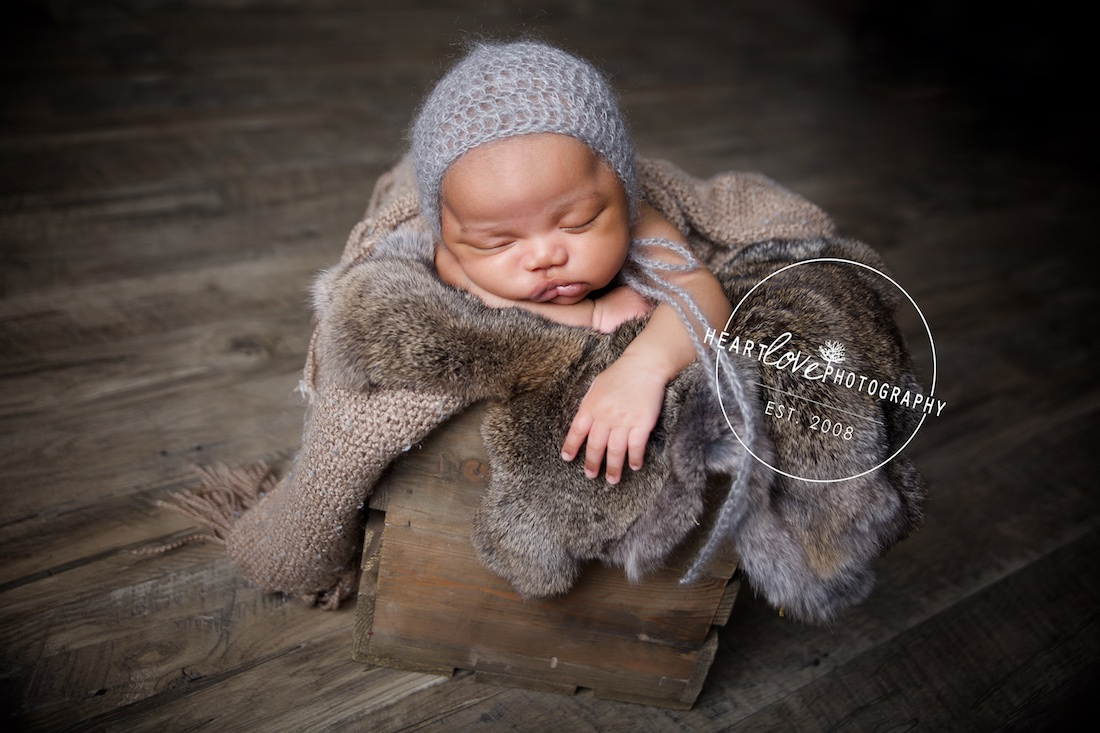 8 week old newborn photographer in Maryland