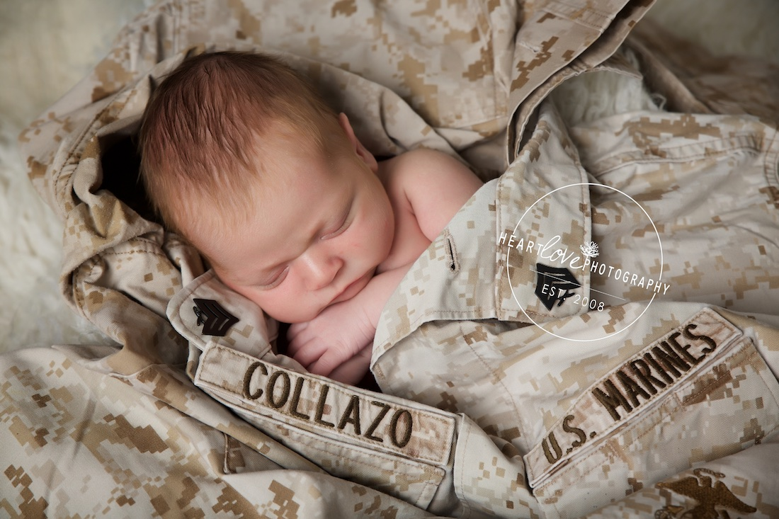 Fort Meade Marine Corps Photographer