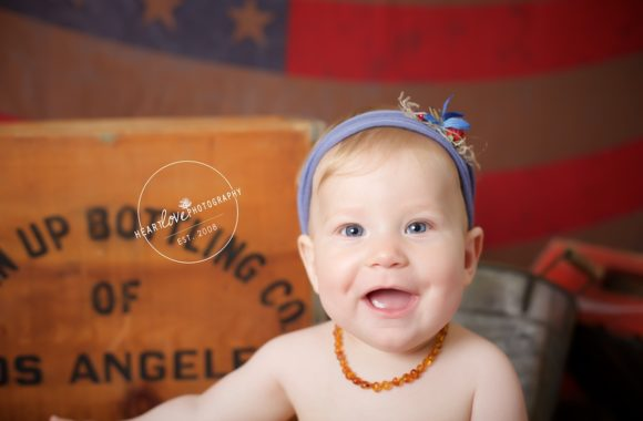 july 4 mini sessions | baltimore child photographer