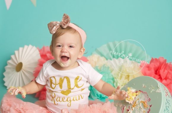 She's a wild ONE | first birthday photographer AACo