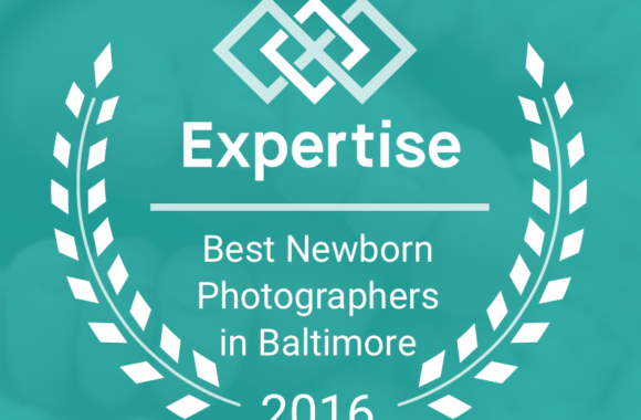 Heartlove named one of Baltimore's Best Newborn Photographer by Expertise