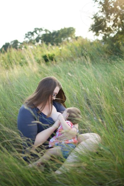 Nursing Breastfeeding Portraits in Anne Arundel County MD