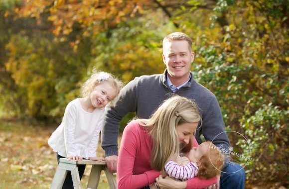 fall family portraits | pasadena md photographer