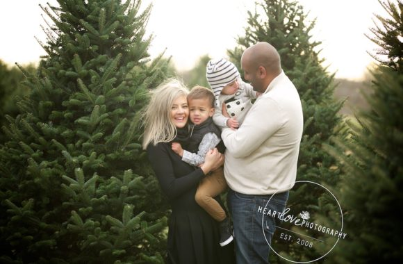 tree farm family photos | maryland photographer