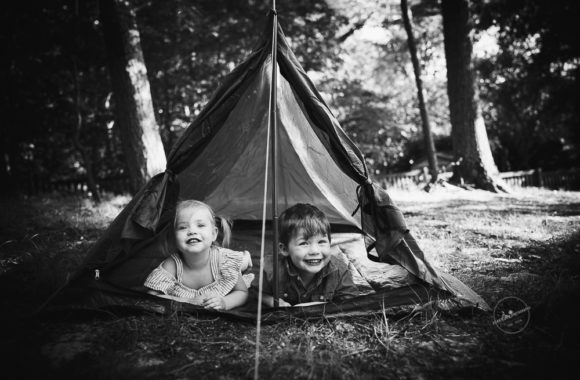 campsite mini sessions | baltimore child photography