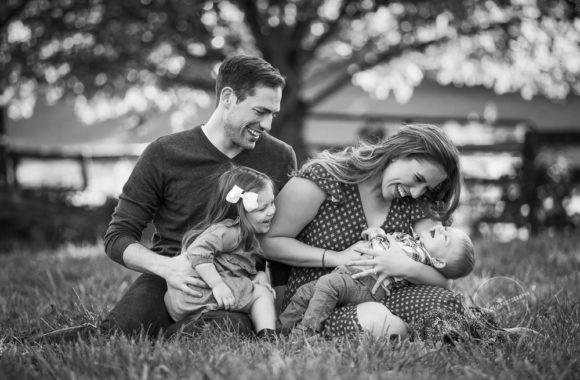how to rock your family portraits | maryland family portrait photographer